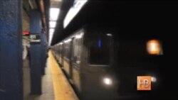 Нью-Йоркское метро – подземный музей искусств