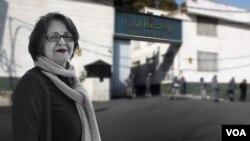 ناهید تقوی، زندانی دوتابعیتی ایرانی- آلمانی در ایران