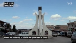 Nastavak napora na obnovi u bivšem uporištu Islamske države u Sirji