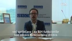 De Sanctis: Korupcija je sveprisutna u BiH