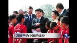 时事大家谈:习近平的中国足球梦