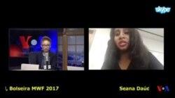 MWF2017: Entrevista com Seana Daud sobre liderança cívica