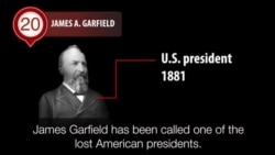 America's Presidents - James A. Garfield