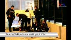 İstanbul'da Bombalı Saldırı: En Az 20 Yaralı