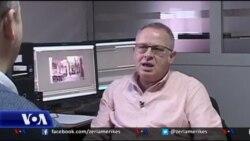 """Tiranë: Regjisori Pluton Vasi dhe filmi i tij """"Ndërkombëtarët"""""""