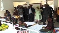 Kero za Hospitali ya Muhimbili Dar es Salaam -VOA Mitaani