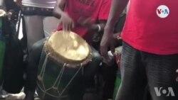 Ayiti: Yon Òganizasyon Fanm Fè yon Seremoni Vodou an Piblik Kont Prezidan Jovenel Moïse