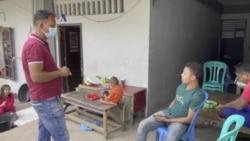 Nestapa Pengungsi Rohingya di Medan