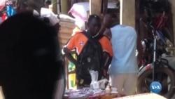 Medicamentos do mercado negro em Manica