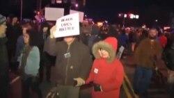 تظاهرات مردم آمریکا علیه احکام اخیر دادگاه های ایالات متحده