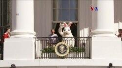 Miles de niños celebran la Pascua en la Casa Blanca