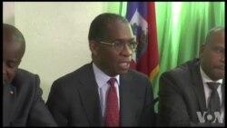 Ayiti: Minis Afè Etranjè a Prezante yon Bidjè Redui Devan Komisyon Finans Sena a