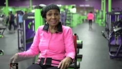 世界最年长女性健美选手:年龄从来不是问题
