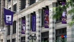 2016-06-06 美國之音視頻新聞: 國際學生在美國畢業後求職難