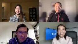 คุยข่าวรอบโลกกับ วีโอเอ ไทย วันอังคารที่ 8 ธันวาคม 2563 ตามเวลาประเทศไทย