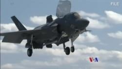 南韓收到首架F-35戰機 軍事和象徵意義重大