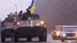 تشدید درگیری ها در شرق اوکراین