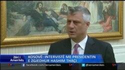 Intervistë me Presidentin e Zgjedhur, Hashim Thaçi