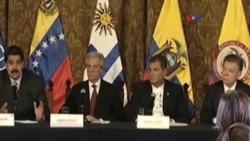 Venezuela anuncia medidas en frontera del Amazonas