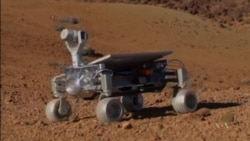 'Part-Time Scientists' Compete to Put a Rover on Moon