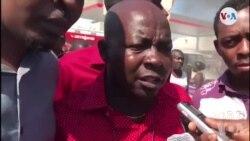 Ayiti: Rezidan nan Vilaj Solidarite Manifeste Kont Move Kondisyon Wout nan Zòn nan