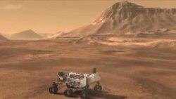 Կյանքի պայմաններ Մարսի վրա