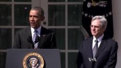 Partisan Battle Greets Obama's Supreme Court Pick