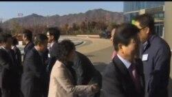 2013-10-30 美國之音視頻新聞: 南韓議員小組訪問開城工業園區
