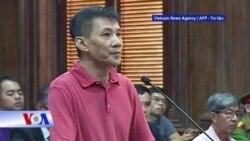 Việt Nam y án 12 năm tù đối với công dân Mỹ Michael Nguyễn