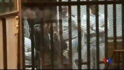 2014-05-21 美國之音視頻新聞: 埃及法院以挪用公款罪判處穆巴拉克三年監禁