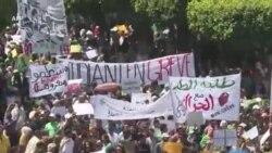 Les étudiants débutent les manifestations du Ramadan dans tout le pays