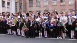 Ukraine Schools Resume Classes, Donate to Government Forces