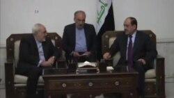 سفر ظريف به بغداد