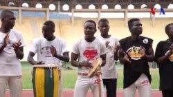 La Capoeira aide à unir la République centrafricaine (vidéo)