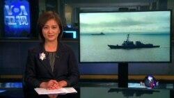 "VOA连线(施孝玮):美军巡航永暑礁,中国:南海防御建设""合理有必要"""