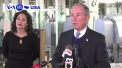VOA60 America - Billionaire Michael Bloomberg Weighs Joining Democratic Race