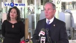 VOA60 America - Billionaire Michael Bloomberg Weighs Joining Democratic Race