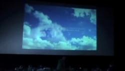 看天下: 古巴电影院的盲人专场