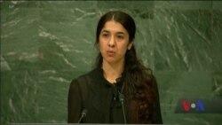 Борці за права жертв сексуального насильства стали лауреатами Нобелівської премії миру. Відео