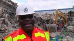 NIGERIA BUILDING COLLAPSE SOTVO