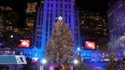 New York Yine Işıklar İçinde
