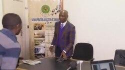 Presser on Cecil - Emmanuel Fundira, President of Safari Operators Association of Zimbabwe