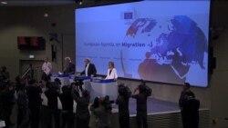 Europa encara a migrantes