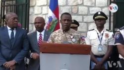 DG Polis Ayiti a, Normil Rameau Konfime Revokasyon Polisye Yannick Joseph