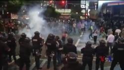 美国北卡罗来纳州夏洛特市宵禁解除
