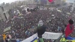 Мітинг на #ЄвроМайдані