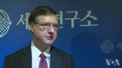 前美国朝鲜问题高官斯特劳布称理解民众不担心战争