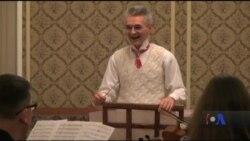 Диригент Національної опери став першим українцем – лауреатом премії ЮНЕСКО. Відео
