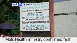VOA60 Afirka: Cutar Ebola a Mali, Oktoba 24, 2014