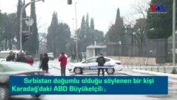 Karadağ'daki ABD Büyükelçiliği Saldırıya Uğradı